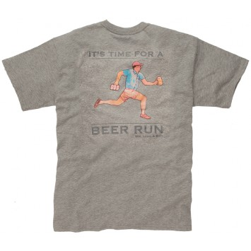 The Wm. Lamb & Son Beer Run Tee